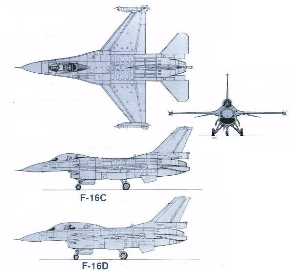 F-16 Figting Falcon
